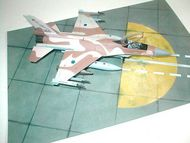 Noys Miniatures  1/32 Modern IAF HAS/Hardened Aircraft Shelter Tarmac NM32002