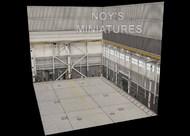 Noys Miniatures  1/32 'Modern Fighter Hangar Set': Three 1/32 sheets as follows NM32032