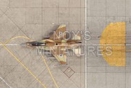 Noys Miniatures  1/32 'IDF/AF HAS & Taxiway': A single 1/32 sheet as follows NM32037
