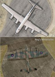 Noys Miniatures  1/48 2 in 1: WWII RAF & USAAF Heavy Bombers' NM48023