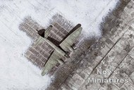 Noys Miniatures  1/48 'Winter WWII Luftwaffe Hardstand' NM48025