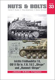 Vol. 33 - Leichte Feldhaubitze 18, GW II #NB033