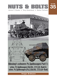 Vol. 35 - Büssing's schwere Pz.Spähwagen Part 1 #NB035