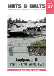 Vol. 37 - Jagdpanzer IV Part 1: L/48 (Sd.Kfz. 162) #NB037