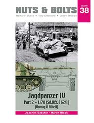 Vol. 38 - Jagdpanzer IV Part 2: L/70 (Sd.Kfz. 162/1) #NB038