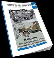 Einheitsdiesel - l.gl.Lkw., off. mit Einheitsfahrgestell fnr l.Lkw. The standard 6x6 cross-country lorry of the Wehrmacht NB042