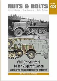 Vol. 43 - FAMO Sd.Kfz.9 18-ton Zugkraftwagen #NB043