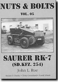 Sd.Kfz.254 Saurer RK-7 #NB005