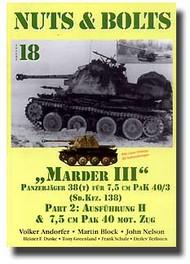 Marder III Panzerjager 38(t) Ausf. H #NB018