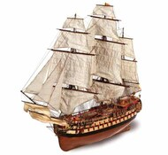 Occre  1/70 Montanes Spanish Naval 3-Masted Sailing Ship(Advanced Level) OCC15000