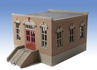O GAUGE RAILROADING  O Ameri-Towne: Real Estate Office 1-Story Building Kit OGR301