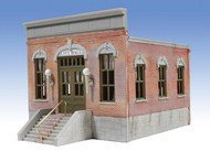 O GAUGE RAILROADING  O Ameri-Towne: City Hall 1-Story Building Kit OGR303