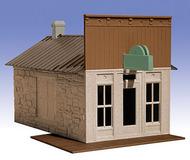 O GAUGE RAILROADING  O Ameri-Towne: Dotty's General Store 1-Story Building Kit OGR502