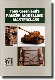 Osprey Publications   N/A Tony Greenland's Panzer Modelling Masterclass OSPMOD67