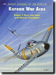 Osprey Publications   N/A Aircraft of the Aces: Korean War Aces OSPACE04