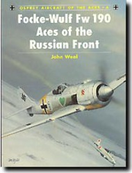 Osprey Publications   N/A Aircraft of the Aces: Fw.190 Aces of the Russian Front OSPACE06