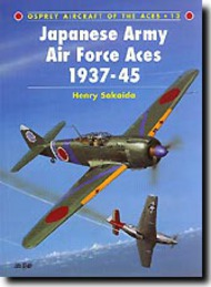 Osprey Publications   N/A Aircraft of the Aces: Japanese Army Aircraft Aces 1937-45 OSPACE13