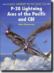 Osprey Publications   N/A Aircraft of the Aces: Lightning Aces of the Pacific 1939-45 OSPACE14