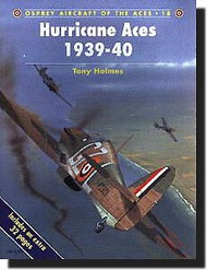 Osprey Publications   N/A Aircraft of the Aces: Hurricane Aces of WW II OSPACE18