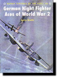 Osprey Publications   N/A Aircraft of the Aces: Luftwaffe Nightfighters OSPACE20