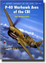 Osprey Publications   N/A Collection - Aircraft of the Aces: P-40 Warhawk Aces of the CBI OSPACE35