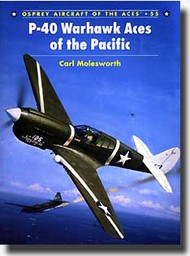 Osprey Publications   N/A Collection - Aircraft of the Aces: P-40 Warhawk Aces of the Pacific OSPACE55