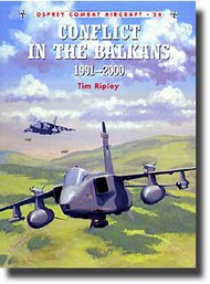 Osprey Publications   N/A Conflict in the Balkans OSPCOM24