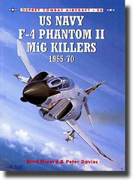 Osprey Publications   N/A US Navy F-4 Phantom II MiG Killers Pt.1 OSPCOM26
