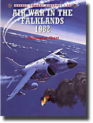 Osprey Publications   N/A Air War in the Falkands 1982 OSPCOM28