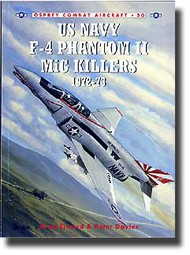 Osprey Publications   N/A US Navy F-4 Phantom II MiG Killers 1972-73 Pt2 OSPCOM30