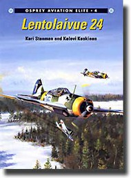 Osprey Publications   N/A Aviation Elite: Lentolaivue 24 (Finnish AF in WW II) OSPAEU04