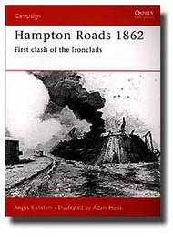 Osprey Publications   N/A Campaign: Hampton Roads 1862 OSPCAM103