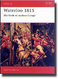 Osprey Publications   N/A Waterloo 1815 OSPCAM15