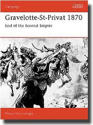 Osprey Publications   N/A Collection - Campaign: Gravelotte 1870 - End of the Second Empire OSPCAM21