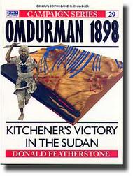 Osprey Publications   N/A Campaign: Omdurman 1898 - Kitchener's Victory in Sudan OSPCAM29