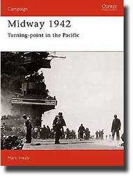 Osprey Publications   N/A Midway 1942 - Turning Point in the Pacific OSPCAM30