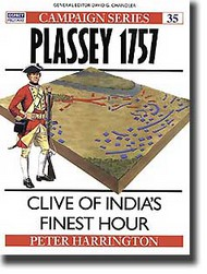 Osprey Publications   N/A Plassey 1B757 - Clive of India's Finest Hour OSPCAM35