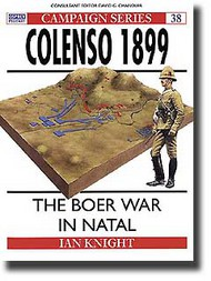 Osprey Publications   N/A Colenso 1899 - Boer War in Natal OSPCAM38