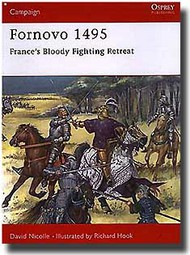 Osprey Publications   N/A Charles VIII Fornovo 1495 - France's Bloody Retreat OSPCAM43