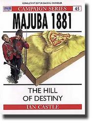 Osprey Publications   N/A Mujaba 1881- Hill of Destiny OSPCAM45