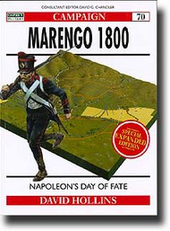 Osprey Publications   N/A Marengo 1800: Napoleon's Day of Fate OSPCAM70