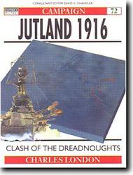 Osprey Publications   N/A Jutland 1916: Clash of the Dreadnoughts OSPCAM72