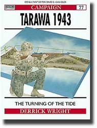 Osprey Publications   N/A Tarawa 1943 OSPCAM77