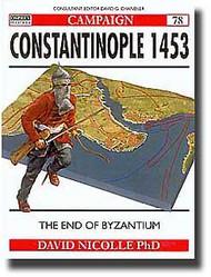 Osprey Publications   N/A Constantinople 1453 OSPCAM78