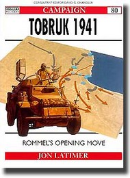 Osprey Publications   N/A Tobruk 1941 OSPCAM80