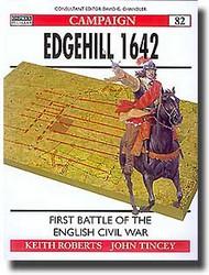 Osprey Publications   N/A Edgehill 1642 OSPCAM82