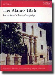 Osprey Publications   N/A The Alamo 1863 OSPCAM89
