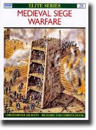 Osprey Publications   N/A Medieval Siege Warfare OSPELI28