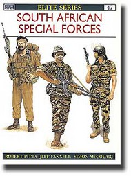Osprey Publications   N/A South African Special Forces OSPELI47