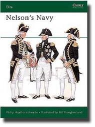 Osprey Publications   N/A Nelson's Navy OSPELI48